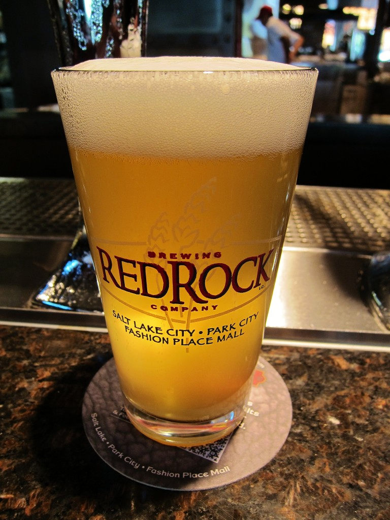 Red Rock, Zwickelbier