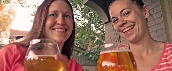 Girls Love Beer!