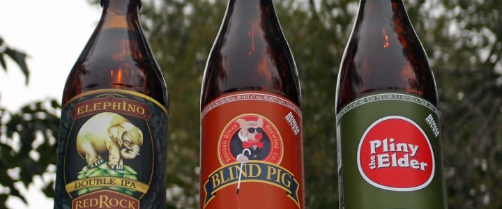Pliny the Elder vs Elephino: Blind Pig Edition