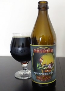 Red Rock Drioma Russian Imperial Stout
