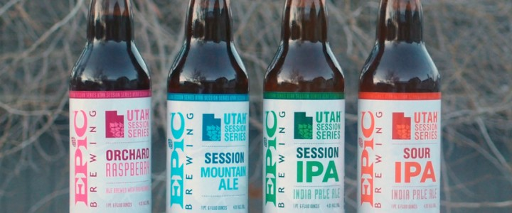 Utah Session Series by Epic Brewing