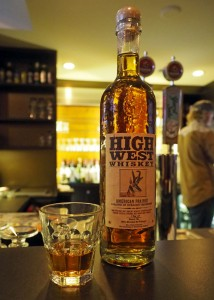 High West Bourbon Sitzmark Club