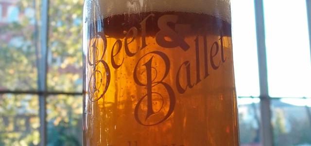 """Ballet West's """"Beer & Ballet"""""""