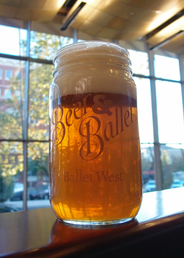 Beer and Ballet_Ballet West