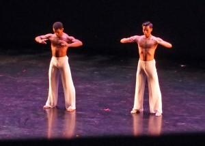 Oliver Oguma, choreographer