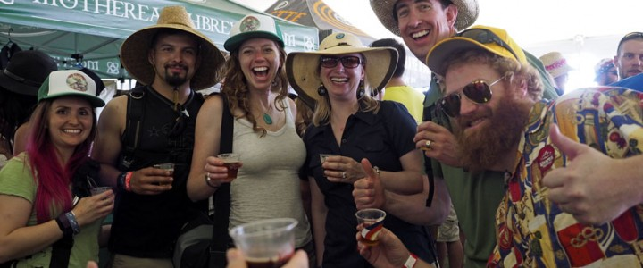 Mountain Brewers' Beer Fest 2016