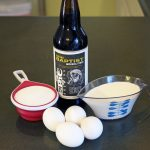 Beer Ice Cream 4 Ingredients - Copyright Crafty Beer Girls