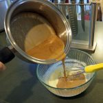 Hot Beer Cream Pour - Copyright Crafty Beer Girls