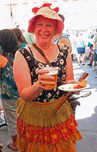 Rockin Prairie Bonnet - Copyright Crafty Beer Girls
