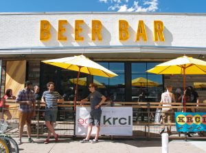 Beer Bar - Copyright Crafty Beer Girls