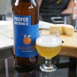 La Belle Peche - Copyright Crafty Beer Girls
