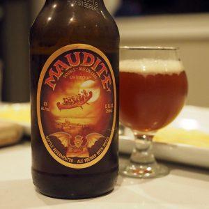 Maudite - Copyright Crafty Beer Girls