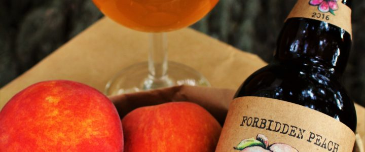 Red Rock Brewing Company Forbidden Peach