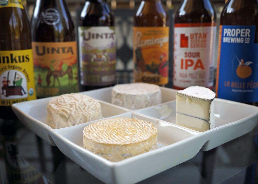 Pairing Beer Cheese - Copyright Crafty Beer Girls