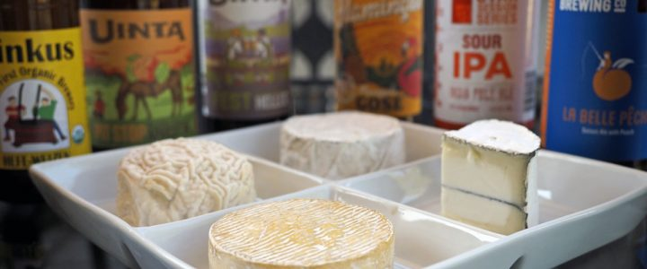 Pairing Beer and Cheese with Harmons and Solstice Chocolate: Summer Edition