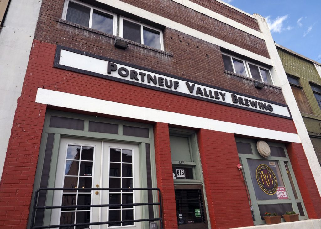 Portneuf Valley Brewing - Copyright Crafty Beer Girls