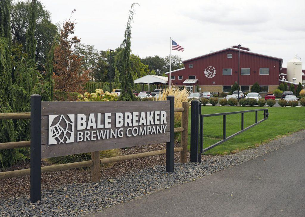 Bale Breaker - Copyright Crafty Beer Girls