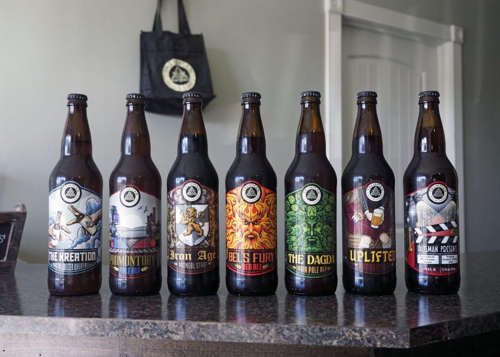 Talisman Beer - Copyright Crafty Beer Girls