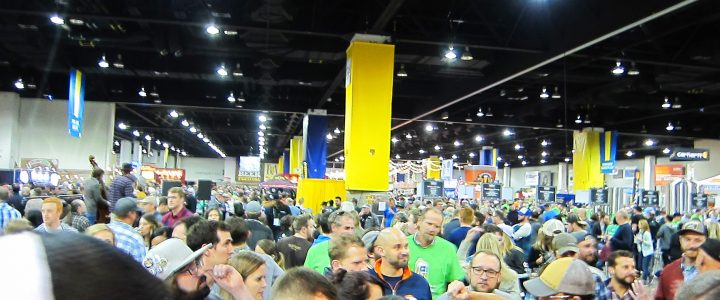 The Great American Beer Festival Experience