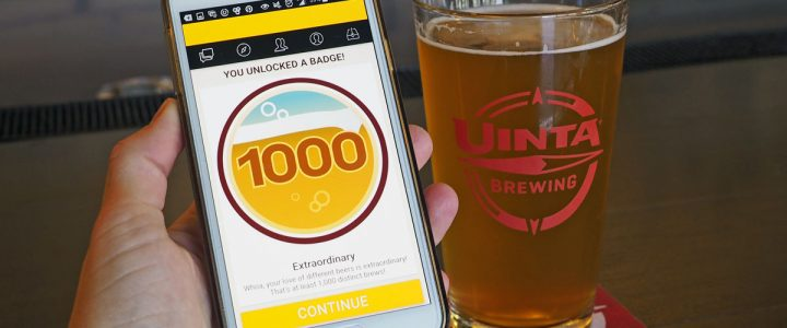 Untappd: Social Media for Beer Lovers