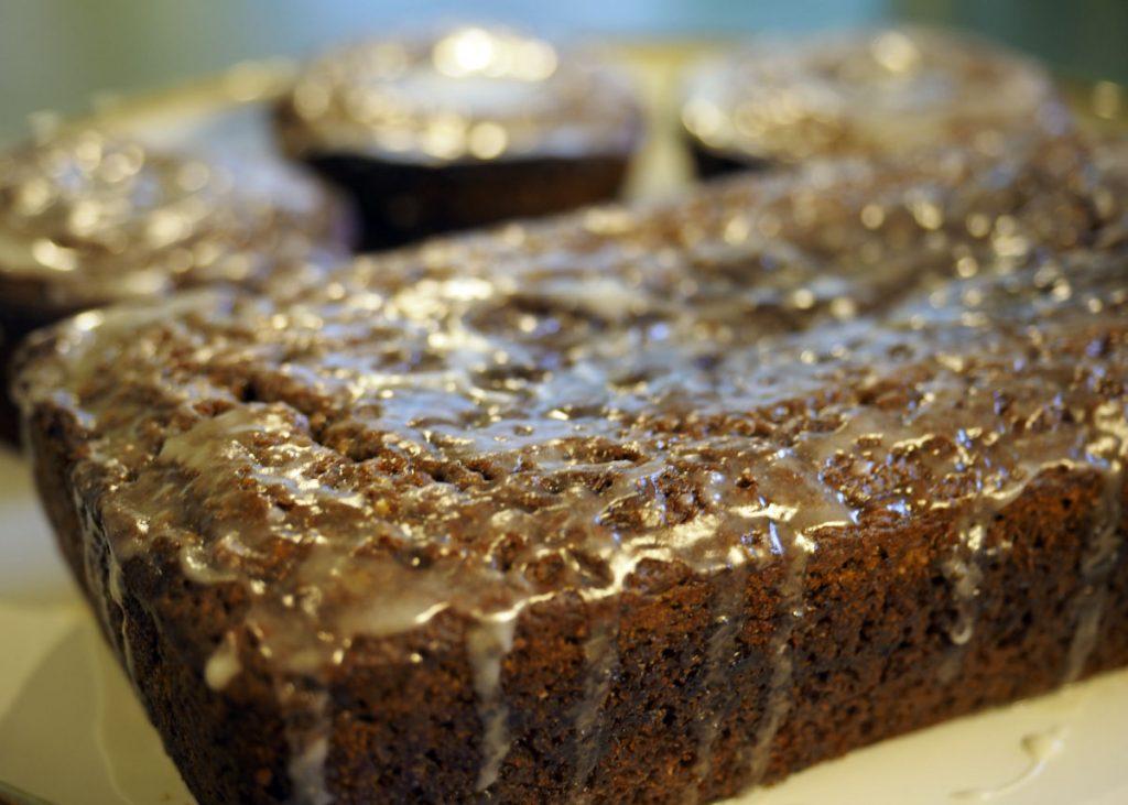 Vegan Pumpkin Loaf Cake - Copyright Crafty Beer Girls
