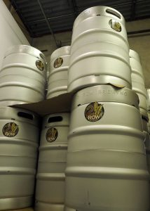 2 Row Kegs - Copyright Crafty Beer Girls