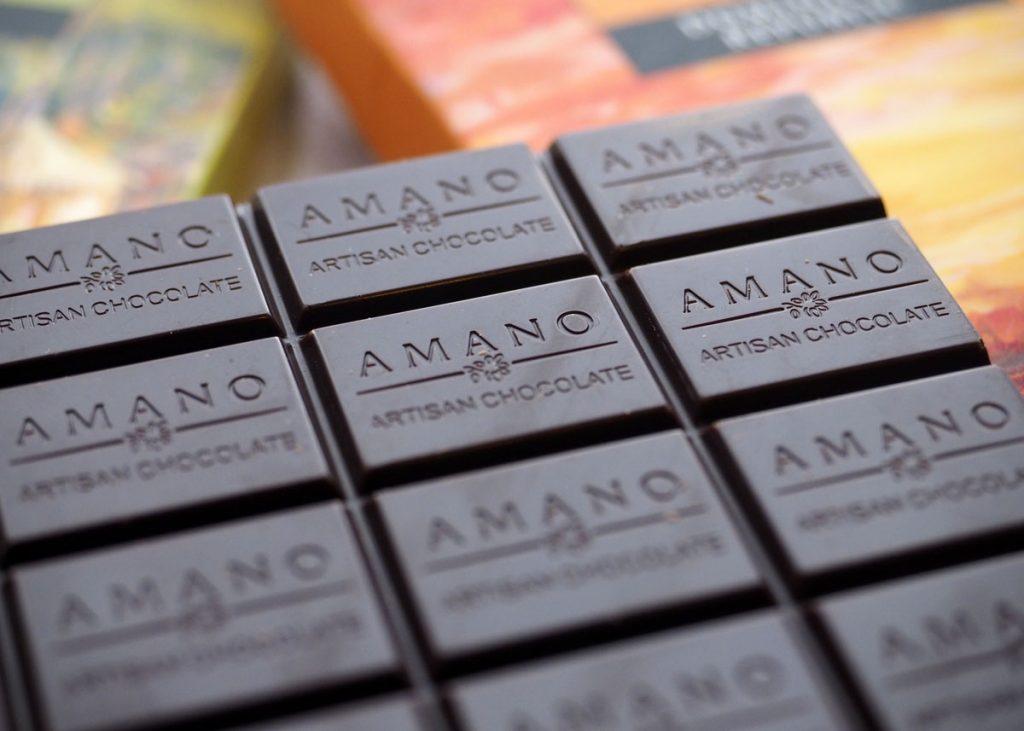 Amano Chocolate - Copyright Crafty Beer Girls