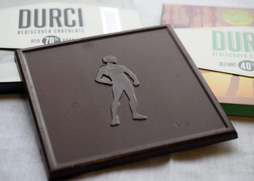 Durci Chocolate - Copyright Crafty Beer Girls