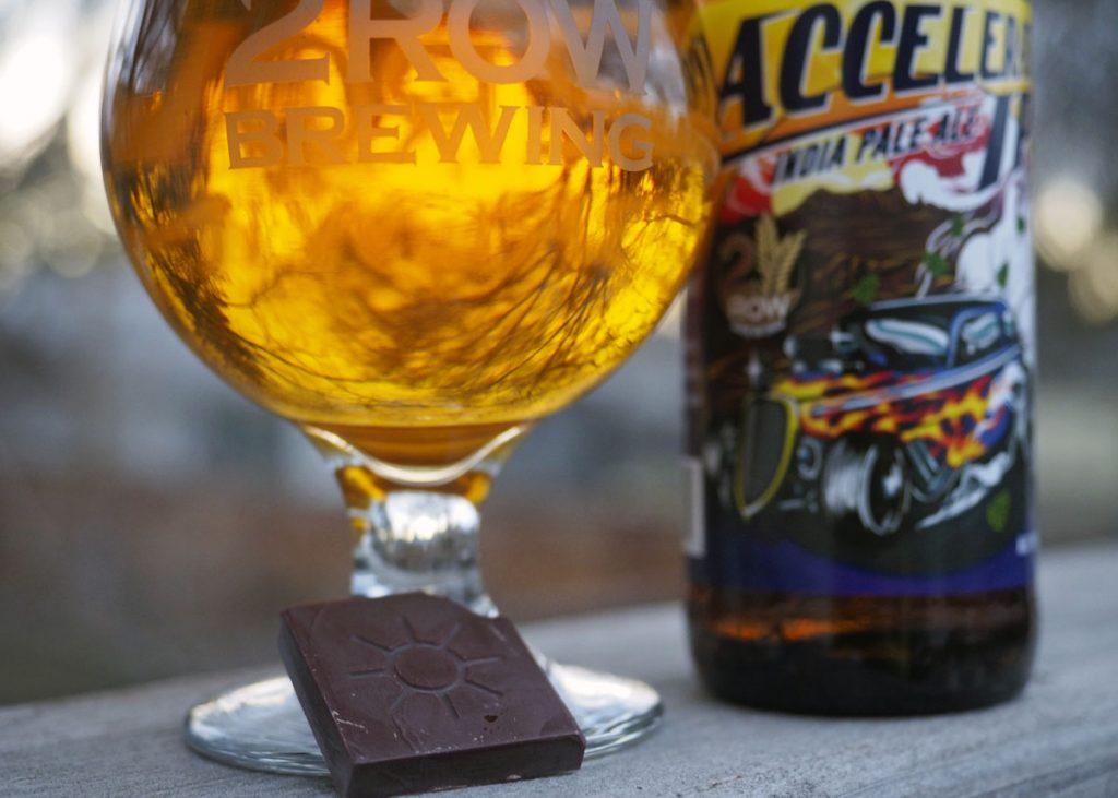 Chocolate Beer_Solstice 2 Row - Copyright Crafty Beer Girls