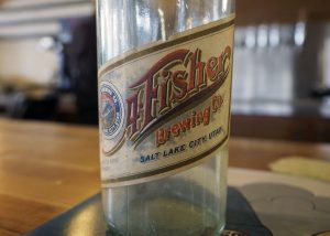 Original Fisher Label - Copyright Crafty Beer Girls
