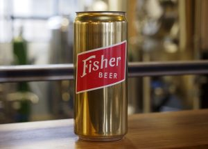 Fisher Crowler - Copyright Crafty Beer Girls