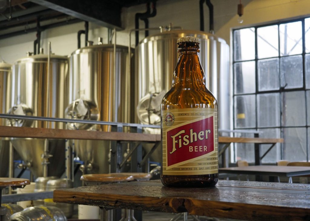 Fisher Brewing Company - Copyright Crafty Beer Girls