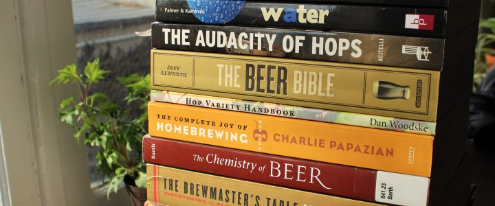 Tasty Reads for Beer-Minded Bookworms