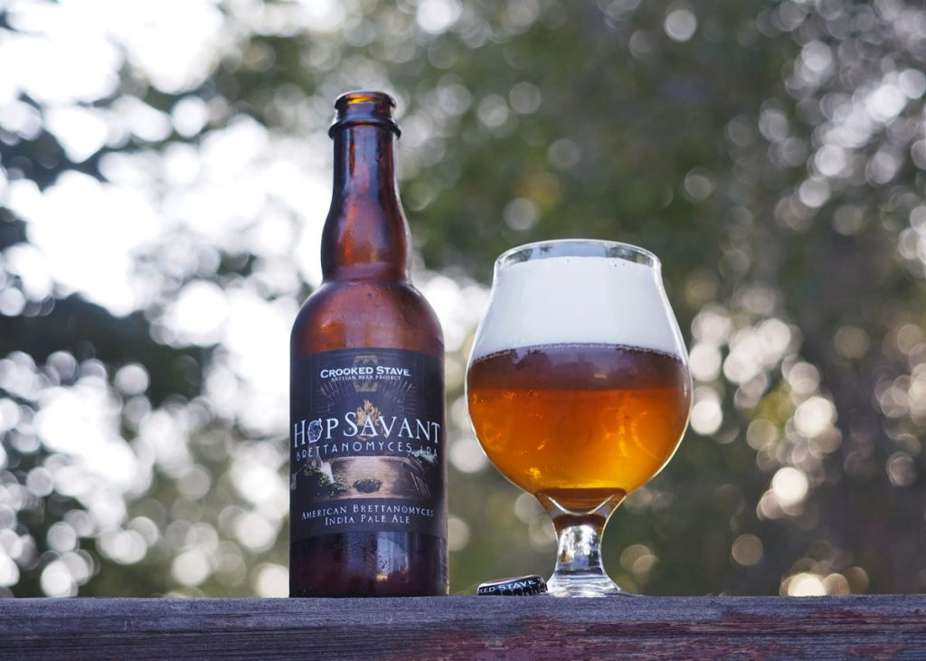 Hop Savant Brett - Copyright Crafty Beer Girls