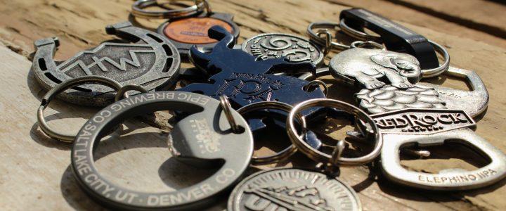 The Brewer's Keychain