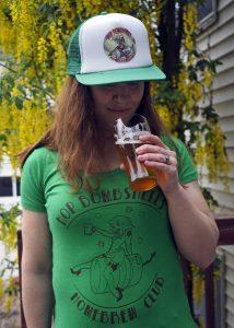 Bombshell - Copyright Crafty Beer Girls