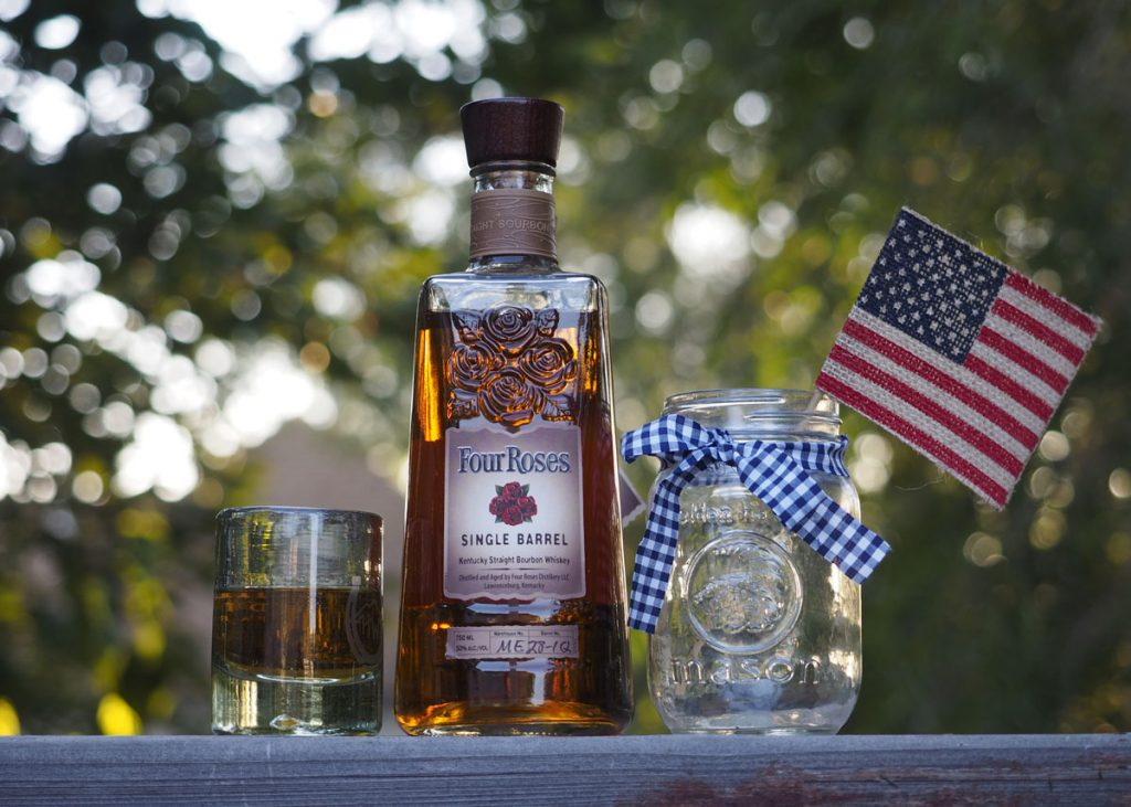 Bourbon Spirit of America - Copyright Crafty Beer Girls