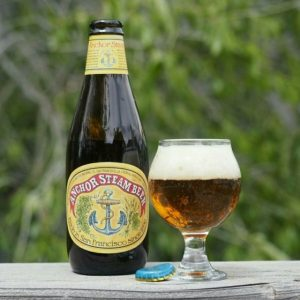 Anchor Steam - Copyright Crafty Beer Girls