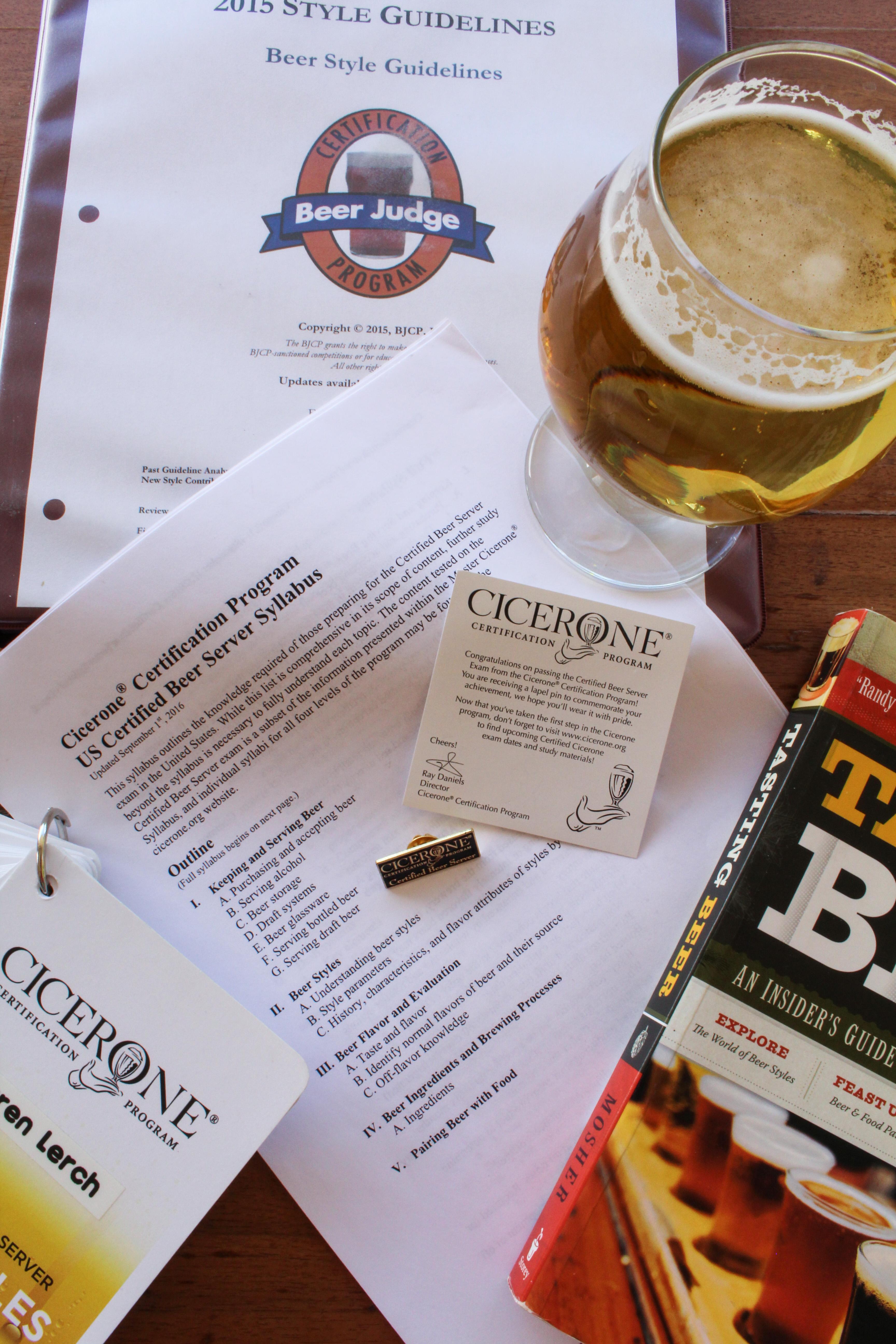 Certified beer server study resources xflitez Image collections
