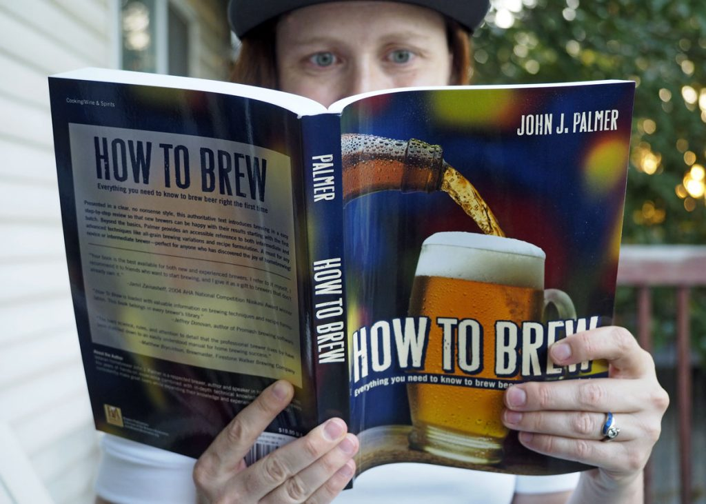 Learn to Brew - Copyright Crafty Beer Girls