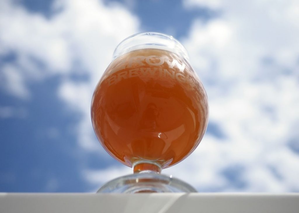 Cloudy IPA - Copyright Crafty Beer Girls