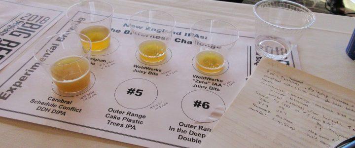 The 2018 Big Beers, Belgians & Barleywines Festival Experience