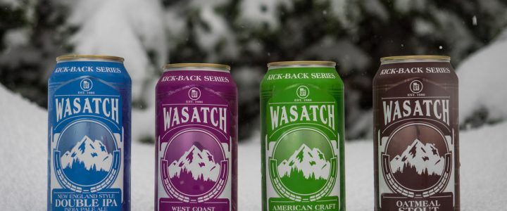 Kick-Back with Wasatch Brewery