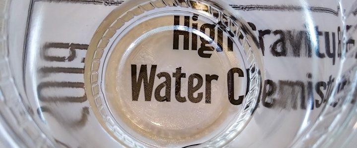 2019 Big Beers Seminar Experience Part I: Water Chemistry
